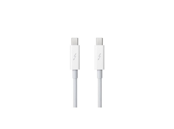 Купить -  Кабель Apple Thunderbolt 0.5m (MD862ZM/A)