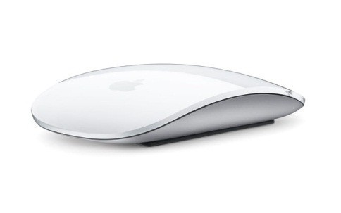 Купить -  Мышь Apple A1296 Wireless Magic Mouse (MB829ZM/A)