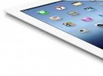 Фото  Apple iPad 3 Wi-Fi + 4G 64Gb White (MD371)