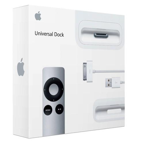 Купить -  Универсальная док-станция Apple для плееров iPod (MC746ZA/A)