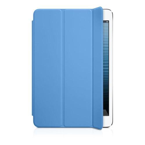 Купить -  Чехол полиуретановый Apple Smart Cover для iPad mini (blue) (MD970ZM/A)