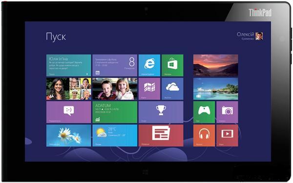 Купить -  Lenovo ThinkPad Tablet 64GB 3G  (N3S4NRT)