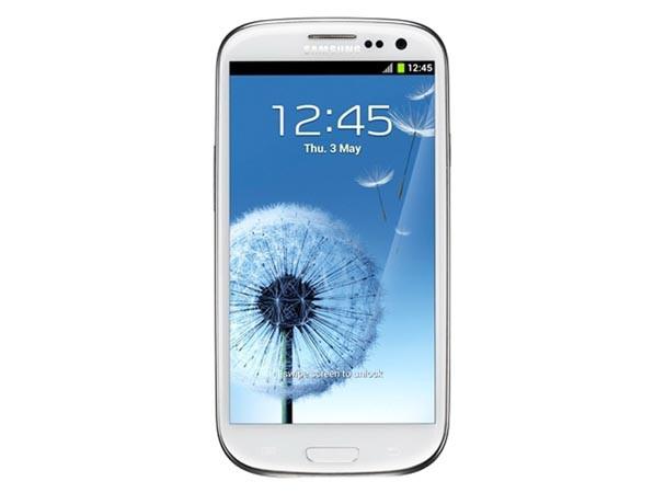 Купить -  Samsung I9300 Galaxy SIII (White La Fleur) 16GB