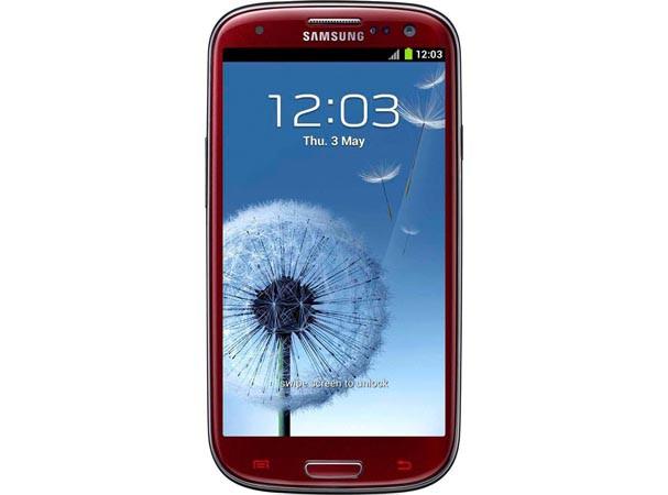 Купить -  Samsung I9300 Galaxy SIII (Garnet Red) 16GB