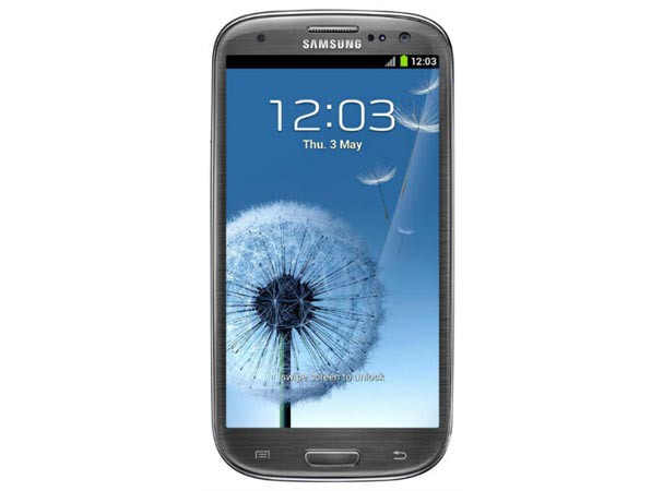 Купить -  Samsung I9300 Galaxy SIII (Titan Grey) 16GB