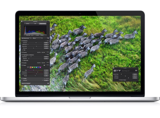 Купить -  Apple A1398 MacBook Pro 15W' Retina Quad-corei7 2.4GHz  (ME664UA/A)