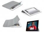 Фото -  iPad2 Smart Cover Полиуретан Серый
