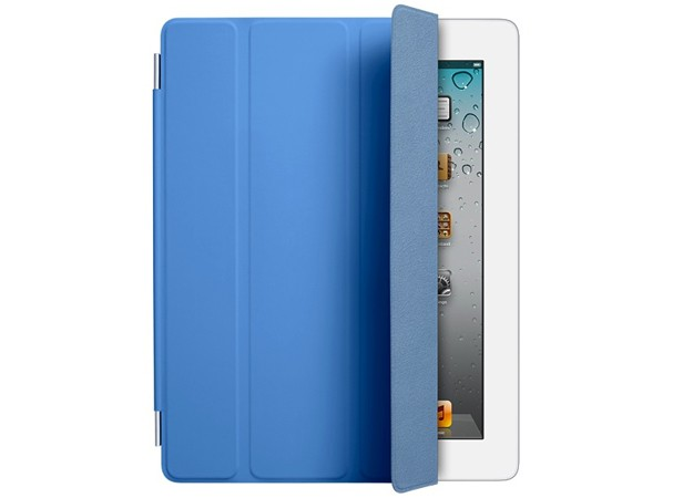 Купить -  iPad2 Smart Cover Полиуретан Синий