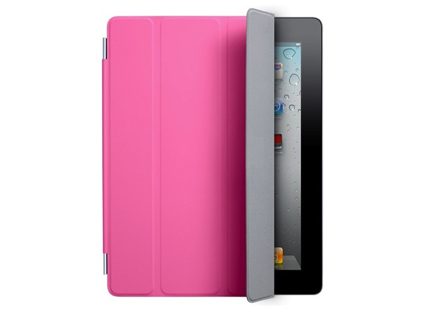 Купить -  iPad2 Smart Cover Полиуретан Розовый
