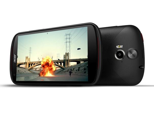 Купить -  Acer Liquid E1 Duo V360 Black DualSim (HM.HBPEU.001)