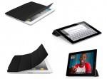 Фото -  iPad2 Smart Cover Кожа Черный