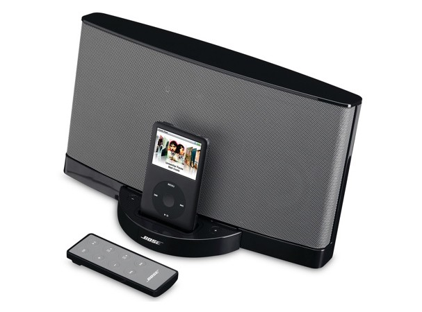 Купить -  Bose SoundDock Series II digital music system black