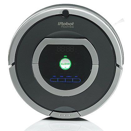 Купить -  iRobot Roomba 780