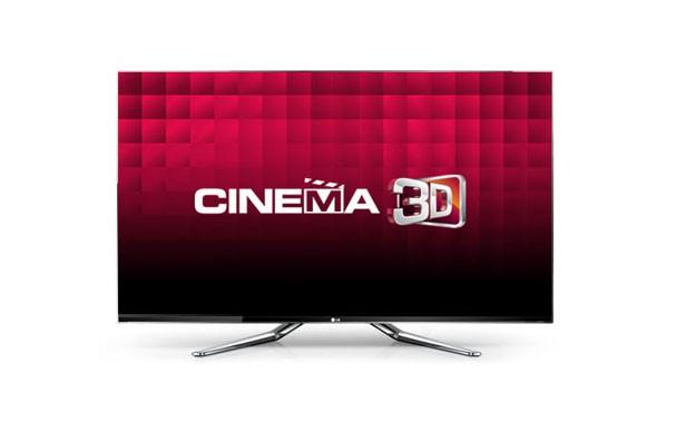 Купить - LG LG LED 3D LG 47' 47LA860V (47LA860V) (уценка)