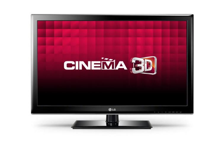 Купить - LG LG FULL LED 3D LG 32' 32LM340T (32LM340T)
