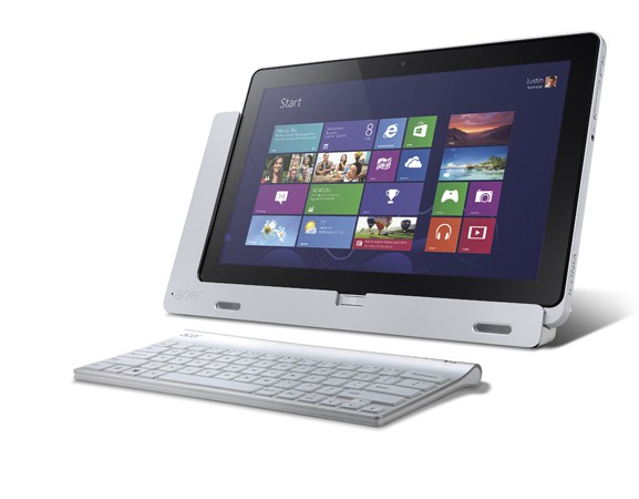 Купить -  Acer Iconia Tab W700 NT.L0FER.001