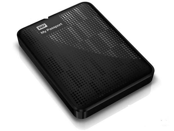Купить -  WD 2.5 USB 3.0 2TB 5400rpm My Passport Black (WDBY8L0020BBK-EESN)
