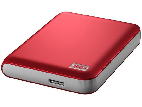 Купить -  WD 2.5 USB 3.0 2TB 5400rpm My Passport Red (WDBY8L0020BRD-EESN)
