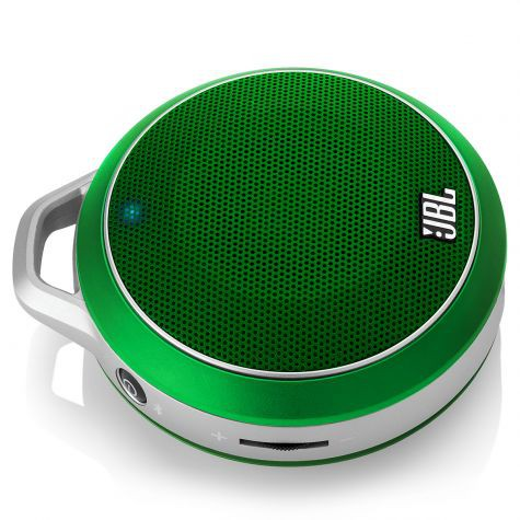Купить -  JBL Micro Wireless Green (MICROWIRELESSGRN)