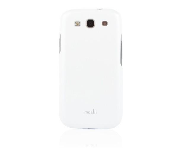 Купить -  Moshi iGlaze Samsung Galaxy S3 i9300 - White