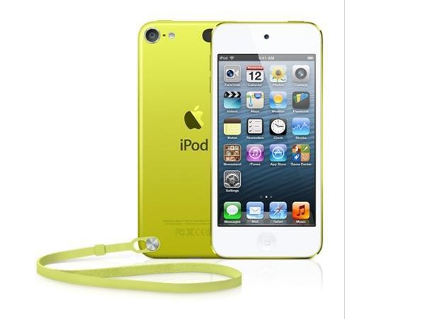 Купить -  Apple iPod touch 5Gen 64GB Yellow (MD715)
