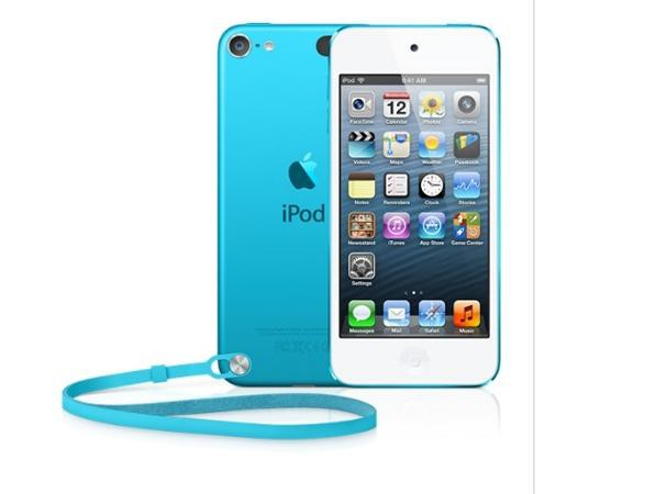 Купить -  Apple iPod touch 5Gen 64GB Blue (MD718)