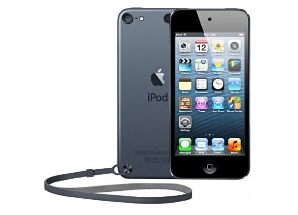 Купить -  Apple iPod touch 5Gen 64GB Space Gray (ME979)