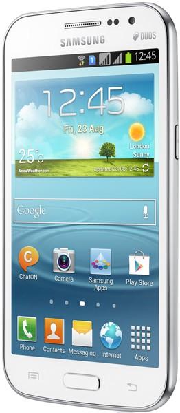 Купить -  Samsung GT-I8552 (Galaxy Win) CERAMIC WHITE