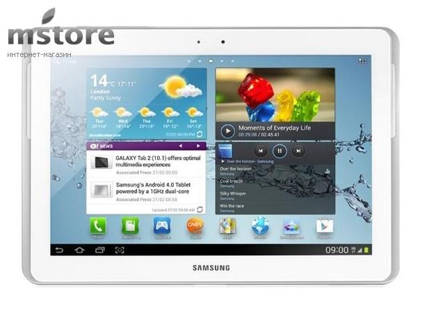 Купить -  Samsung Galaxy Tab 2 10.1 32GB P5100 White