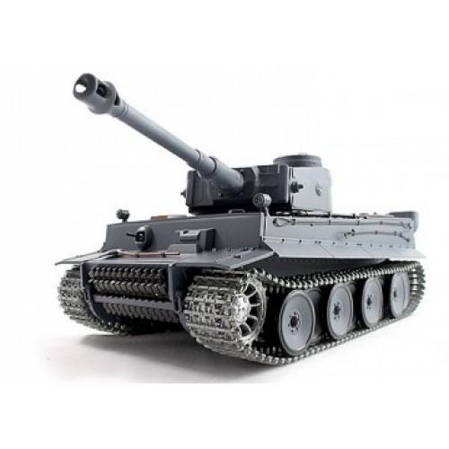Купить -  Танк на р/у Heng Long German Tiger 1:16 звук  (3818-1 ik)