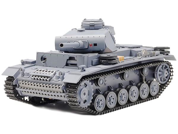 Купить -  Танк на р/у Heng Long Panzerkampfwagen III 1:16 (3848-1)