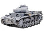 Фото -  Танк на р/у Heng Long Panzerkampfwagen III 1:16 (3848-1)