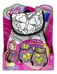 Фото -  Набор для творчества Cife 'Color Me Mine' рюкзак + 5 маркеров (38689)