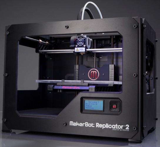 Купить -  3D принтер MakerBot Replicator 2