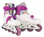 Фото -  Powerslide POLLY POCKET Flower Power (размер: 33 - 37) (970086/33)