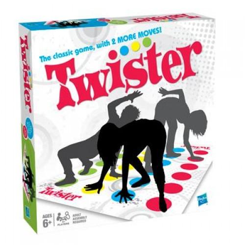 Купить -  Обновленная версия Твистер Hasbro (98831)