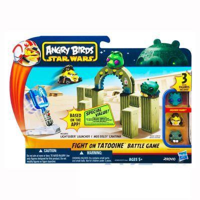 Купить -  Настольная игра Hasbro Angry Birds: Star Wars 'Ответный удар' (A2372) (в ассорт.)