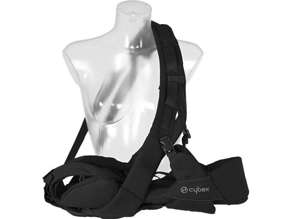 Купить -  Рюкзак - кенгуру Cybex First.Go PURE BLACK (512302003)