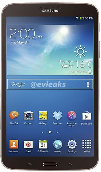 Купить -  Samsung Galaxy Tab 3 8.0 16GB T310 Gold Brown