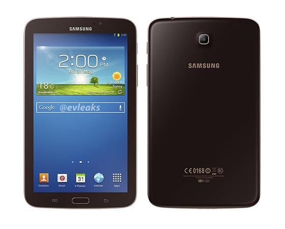 Купить -  Samsung Galaxy Tab 3 7.0 8GB T210 Gold-Brown