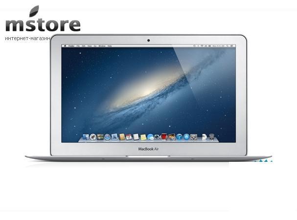 Купить -  Apple A1465 MacBook Air 11W' Dual-core i7 1.7GHz (Z0NX0001Y)
