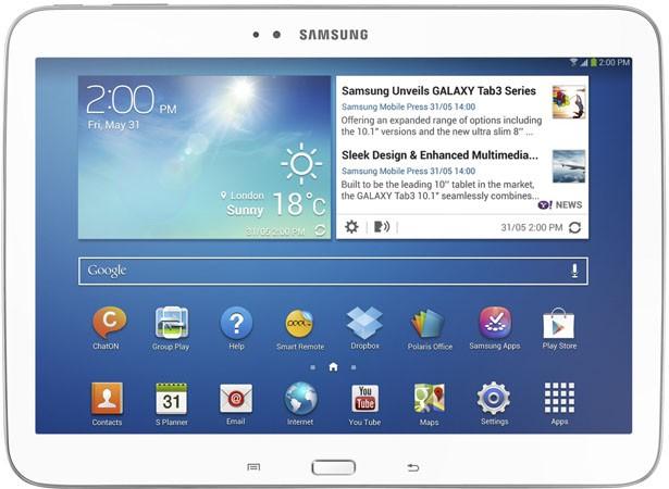 Купить -  Samsung Galaxy Tab 3 10.1 16GB P5210 White