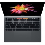 Фото - Apple Ноутбук Apple A1706 MacBook Pro TB 13.3' Retina DC i7 3.5GHz/ Space Grey (Z0UN000LY)