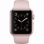 Фото Apple Apple Watch Series 1, 38mm Rose Gold Aluminium Model A1802