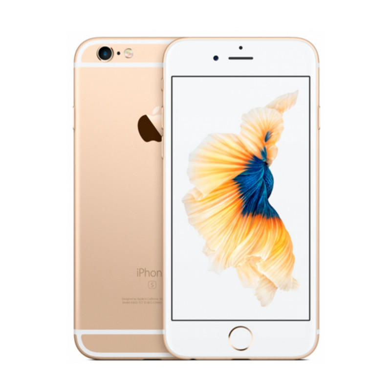 Купить - Apple Apple iPhone 6s 32Gb  Gold (MN112)
