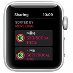 Фото Apple Apple Watch Edition, 42mm White Ceramic Case with Cloud Sport Band (MNPQ2)