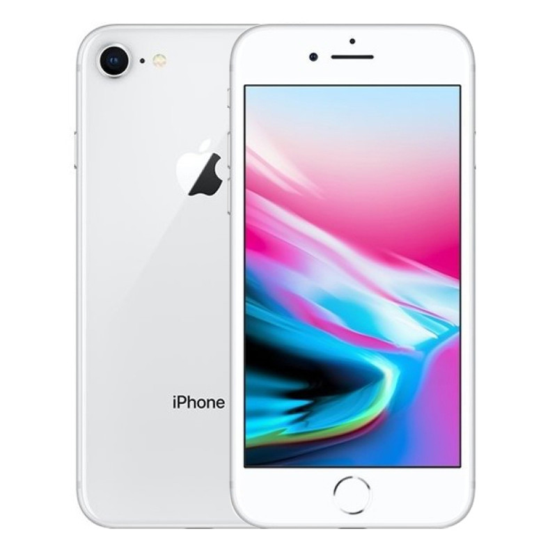 Купить - Apple Apple iPhone 8 256Gb Silver (MQ7G2)