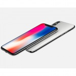 Фото Apple IPhone X 256GB Silver (MQAG2)