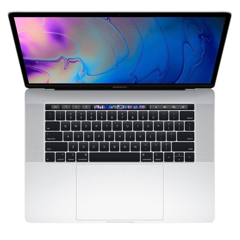 Купить - Apple Apple MacBook Pro 15' Retina Intel Core i7 2.2GHz 256Gb TouchBar Silver 2018 (MR962)