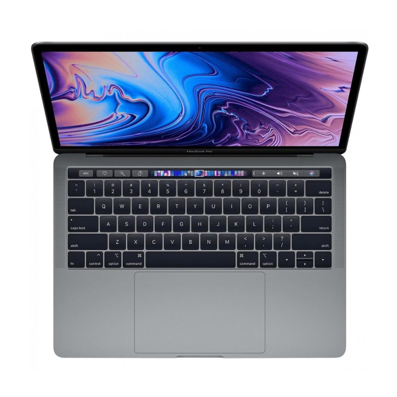 Купить - Apple Apple MacBook Pro 13' Retina Intel Core i7 2.7Ghz 1Tb Touch Bar Space Grey 2018 (Z0V80006K)